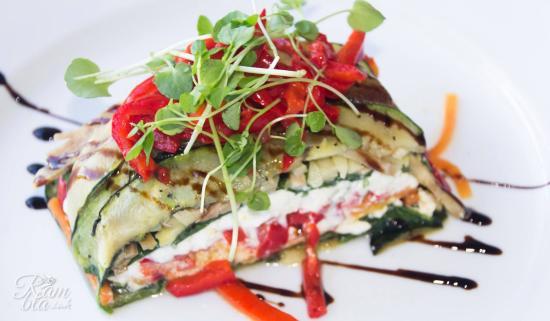 Pirongia, Nueva Zelanda: Vegetable Terrine
