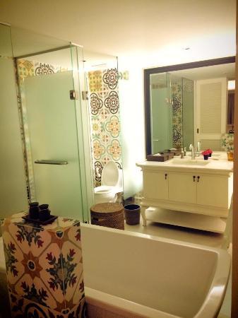 Rest Detail Hotel Hua Hin: ห้องน้ำ vintage น่ารักมากก