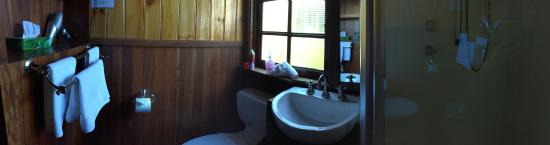 Bridgefield Guest House: Bathroom
