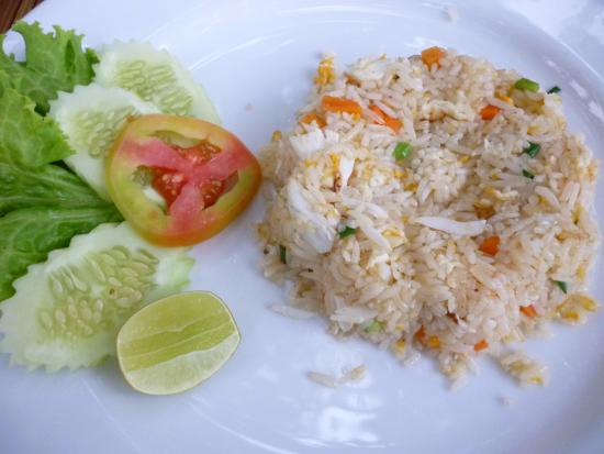 Golden Beach Resort: food