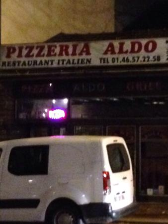 Aldo Pizza Grill