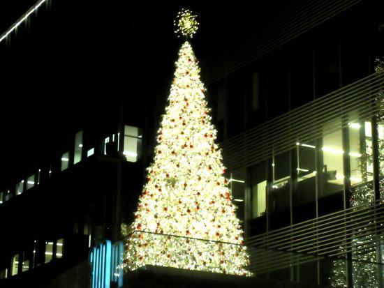 christmas tree santana row san jose ca