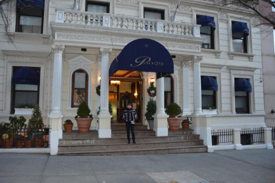 Belnord Hotel New York Bewertung