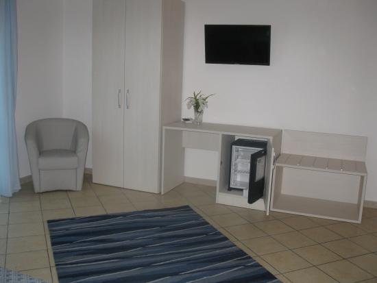 Hotel Marechiaro: Camera
