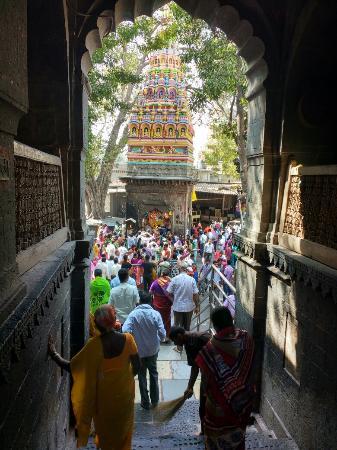 Tuljabhavani Temple, Tuljapur