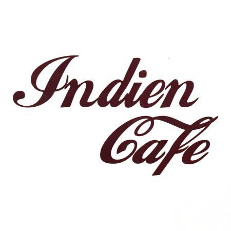 Bobigny, França: Indien cafe logo