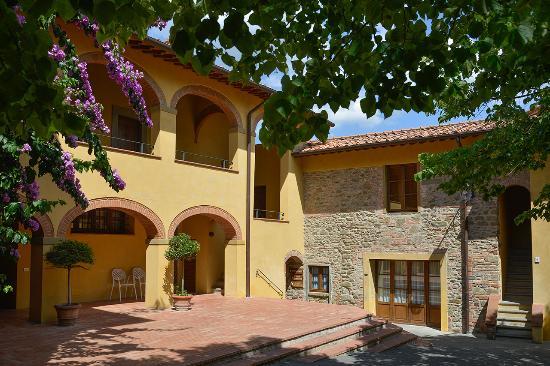 Fontebussi Tuscan Resort: zone comuni