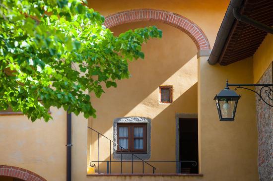 Fontebussi Tuscan Resort: dettaglio