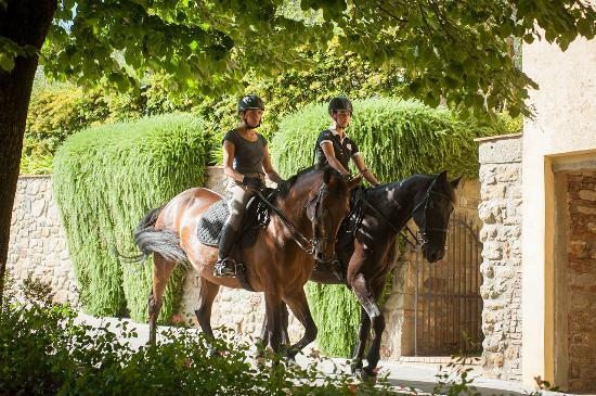 Fontebussi Tuscan Resort: esterno