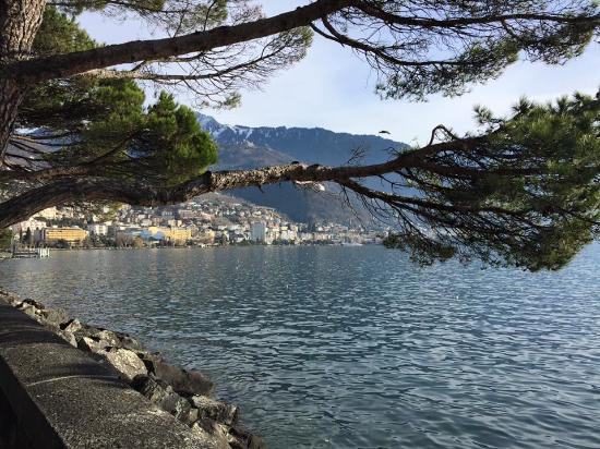 Grand Hotel Suisse Majestic View Of Lake Geneva Swiss Alps