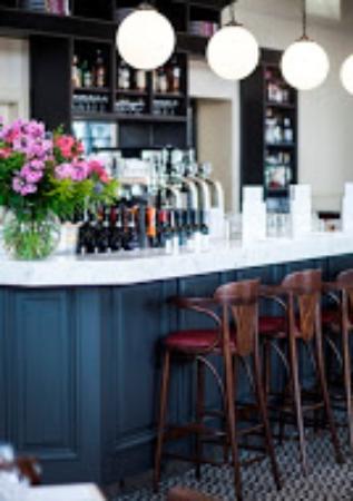 Victor & Carina Contini Cannonball Restaurant & Bar