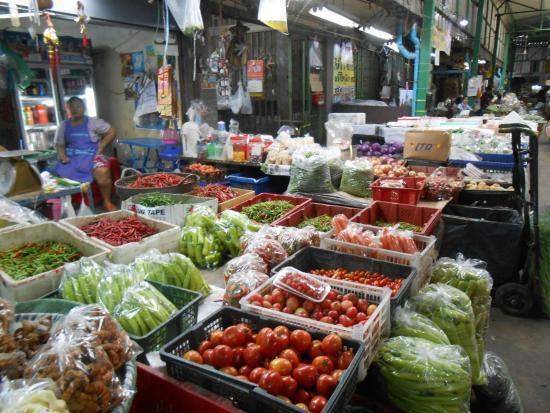 Gemüsemarkt: fotografía de Chatuchak Flower Market, Bangkok - TripAdvisor