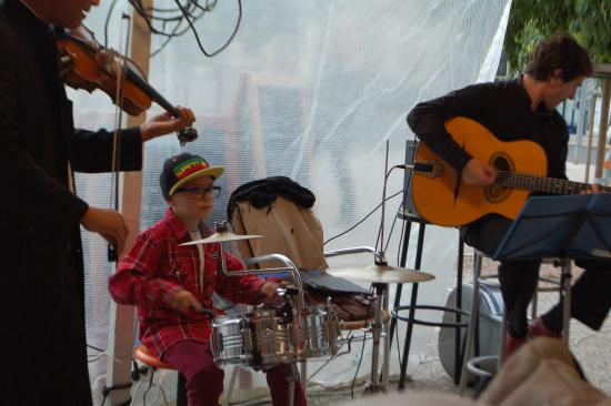 Chauvigny, ฝรั่งเศส: Fete de la musique