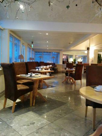 The Ryebeck: restaurant