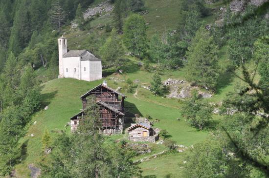 Baita Prato Della Croce