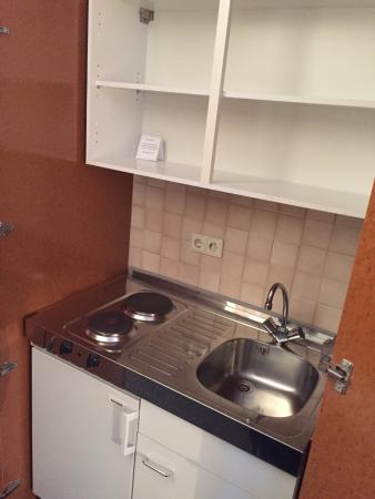 Langen, Niemcy: Kitchenette