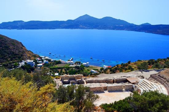 Τρυπητή, Ελλάδα: Ancient Roman Theatre