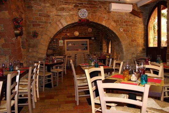 Ristorante Grotta Antica: sala