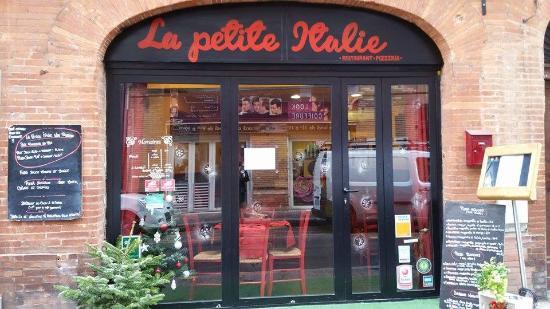 La Petite Italie : Rendez-vous au 32 Rue St Ursule !