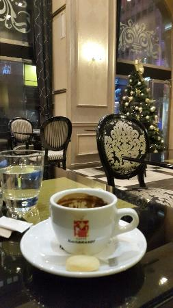 Evropa Garni Hotel: 20151210_190734_large.jpg