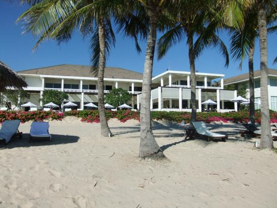 Princess D'An Nam Resort & Spa: Ansicht vom Strand