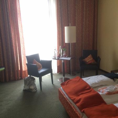 Unser Zimmer Bild Von Relexa Hotel Bad Steben Bad Steben