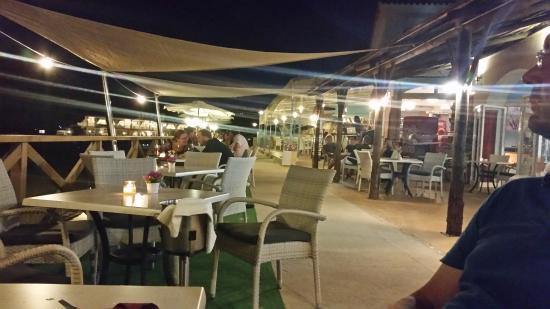 Restaurante Vela Romántica
