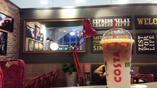 Costa Coffee Siam Paragon Shopping Center