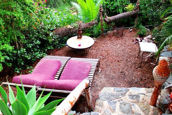 Jard n de los sentidos picture of teteria jardin de los for Jardin de los sentidos