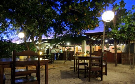 Il Rustico : Sunset dining