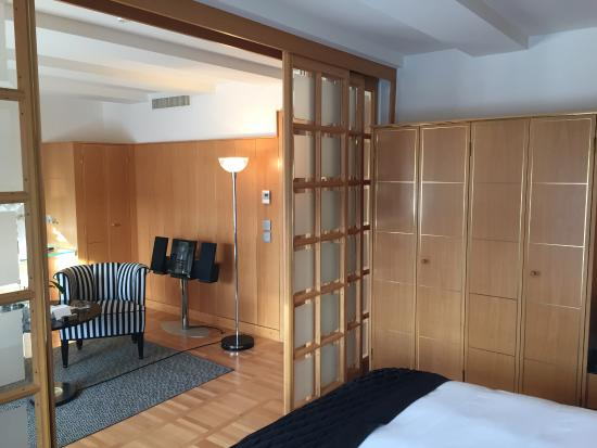 Widder Hotel: Chambre