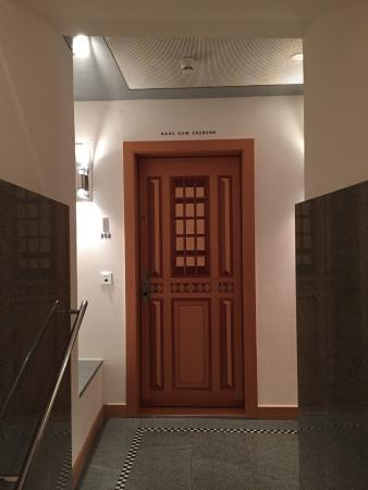 Widder Hotel: Couloir du 3ème étage