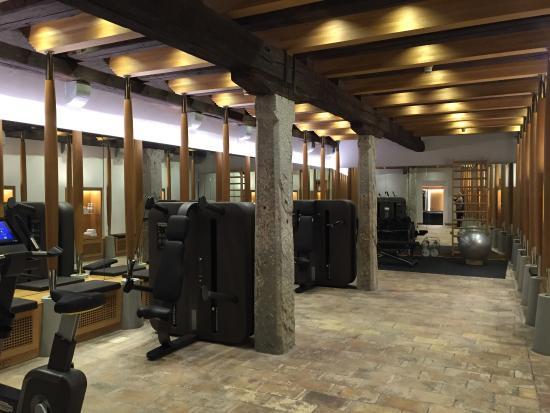 Widder Hotel: Salle de fitness