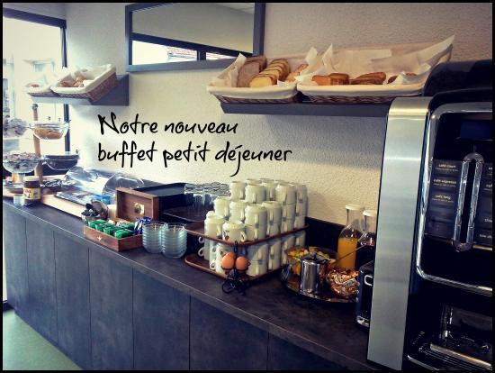 Petit Dej Hotel Clermont Ferrand Centre