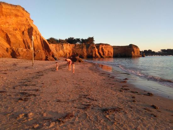 Penestin, Франция: Playa de la Mina de Oro