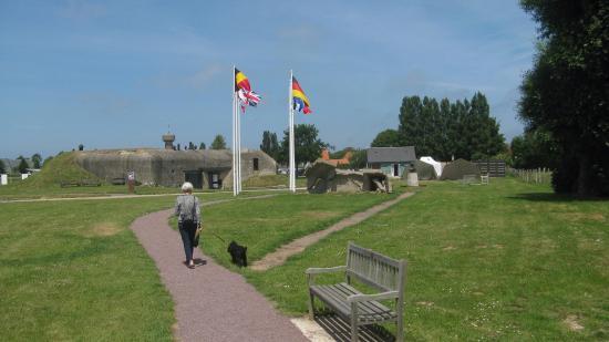 Нижняя Нормандия, Франция: Merville fortet