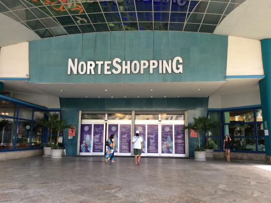 Norteshopping Entrance