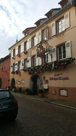 Kientzheim, Frankrike: 20151212_151738_large.jpg