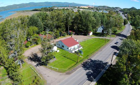 Campbellton, Canadá: Sanfar Resort & Restaurant