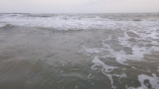 Areia Preta e da Colonia Beach