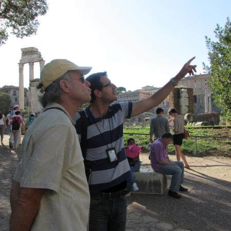 With a Roman Guide - Private Tours