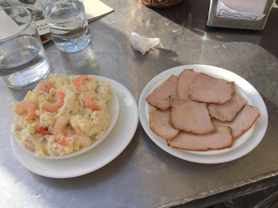 Restaurante el puerto casa el pipo en c rdoba con cocina for Cocina 33 cordoba