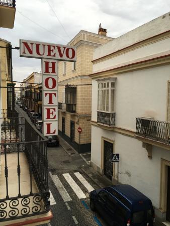 Photo1jpg Picture Of Nuevo Hotel Jerez De La Frontera Tripadvisor