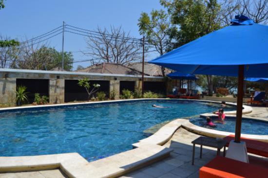 Villa Grasia Resort & Spa: Piscina
