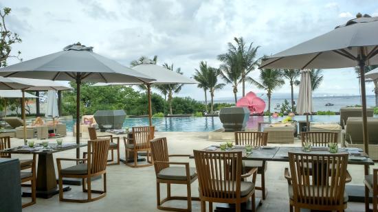 Fairmont Sanur Beach Bali Swimming Pool