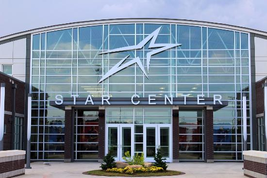 Upward Star Center