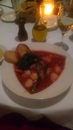 LoRusso's Cucina : Another great meal. The cioppino was excellent. Had that for the first time. I ate the flash fri