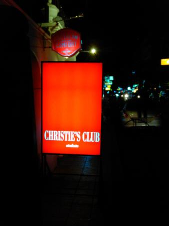 Christie's Club Bangkok