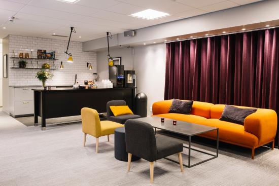 BEST WESTERN Kom Hotel Stockholm: Lounge meeting room