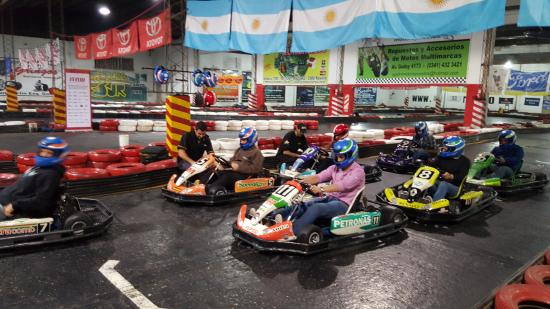 Rosario Indoor Kart